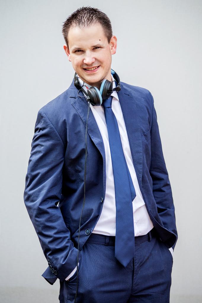 Chris Delight Ihr zuverlässiger DJ