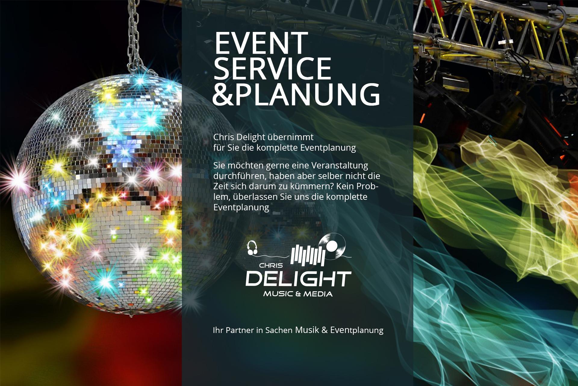 Eventservice & Planung