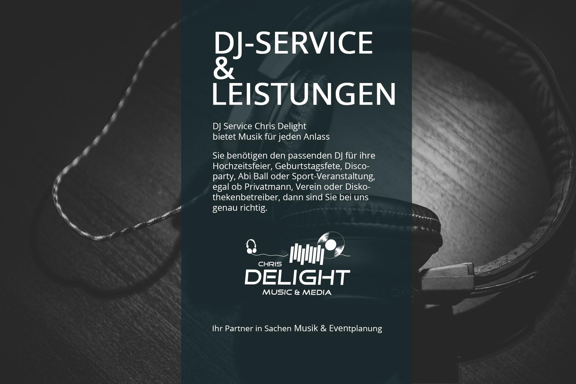 DJ Service & Leistungen
